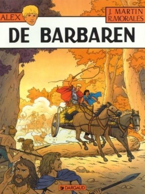 Alex 21- De barbaren