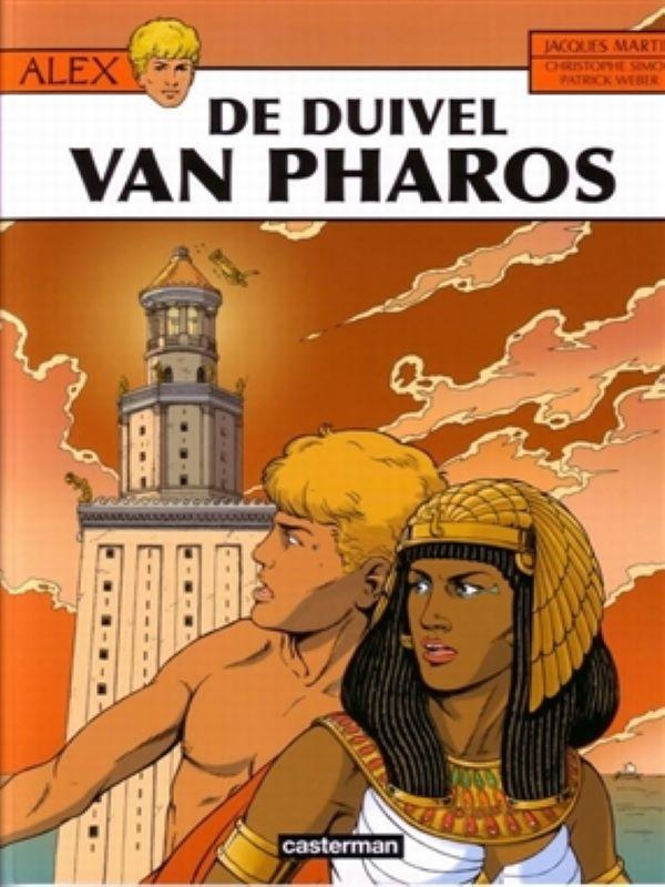 Alex 27- De duivel van de Pharos