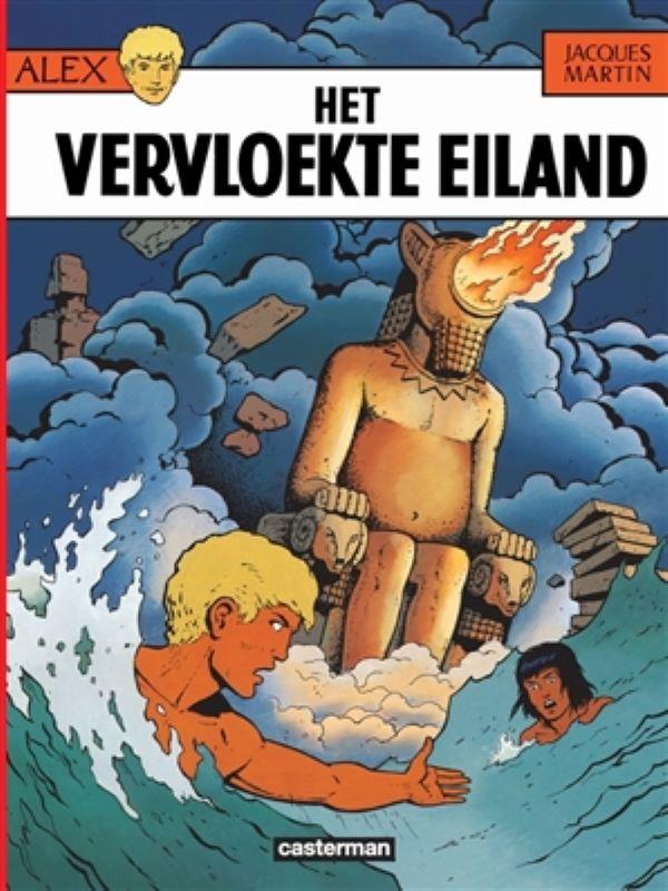 Alex 3- Het vervloekte eiland