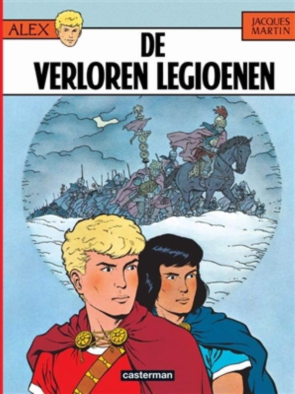 Alex 6- De verloren legioenen