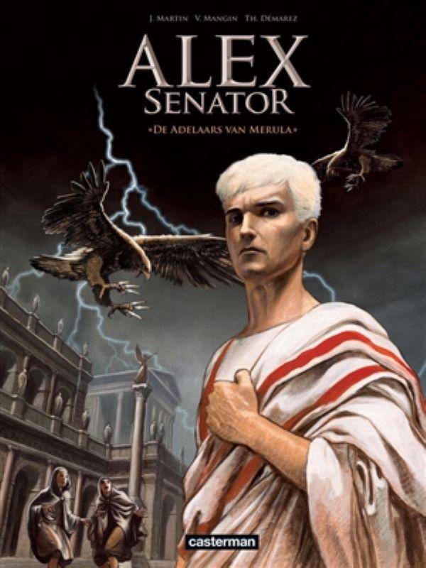 Alex senator 1- De adelaars van Merula