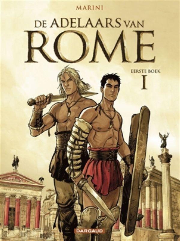Adelaars van Rome 1- eerste boek