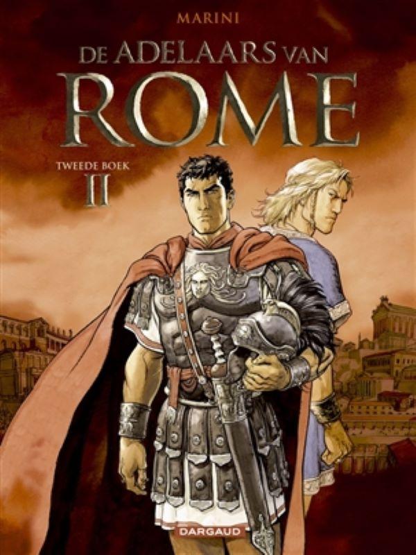 Adelaars van Rome 2- tweede boek