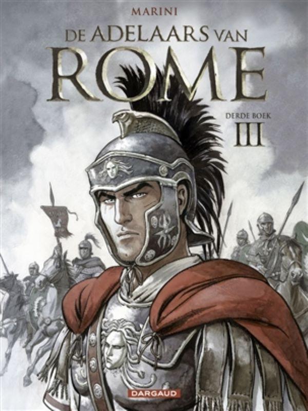 Adelaars van Rome 3- derde boek