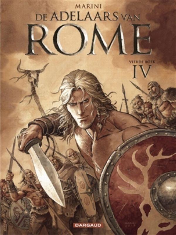 Adelaars van Rome 4- vierde boek
