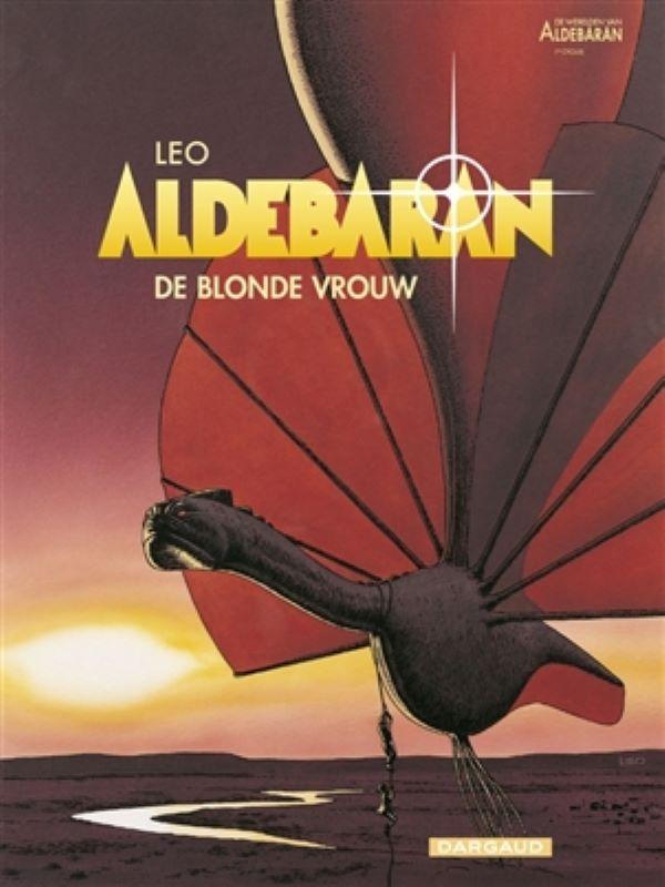 Aldebaran 2- De De blonde vrouw