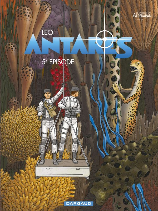 Antares 5 - 5de episode