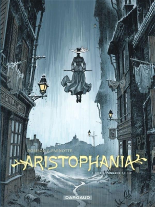 Aristophania 1- Het koninkrijk van azuur