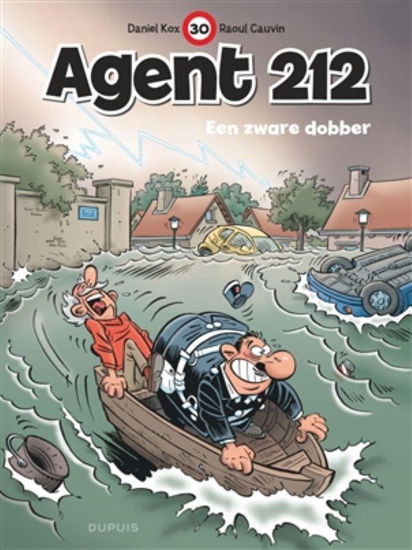 Agent 212 30- Een zware dobber