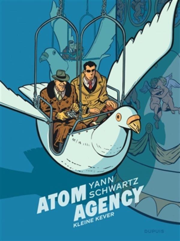 Atom Agency 2- Kleine kever