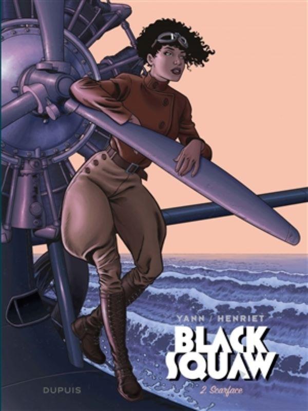 Black Squaw deel 2