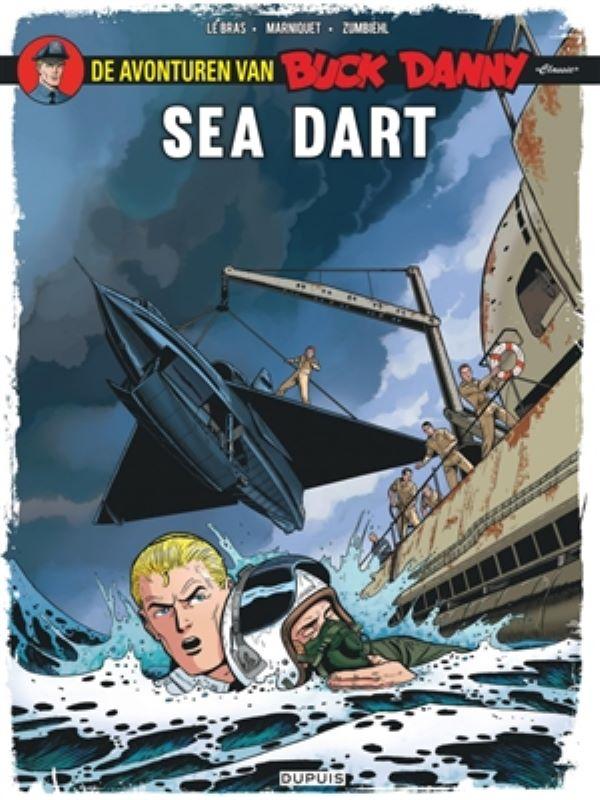 Buck Danny Classic 7- Sea Dart