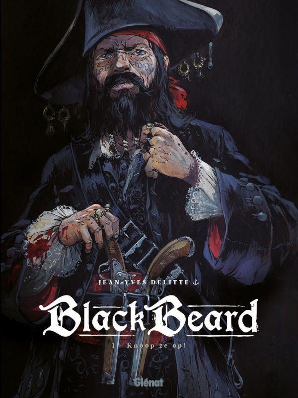 Blackbeard 1- Knoop ze op
