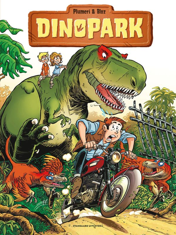 Dinopark deel 1