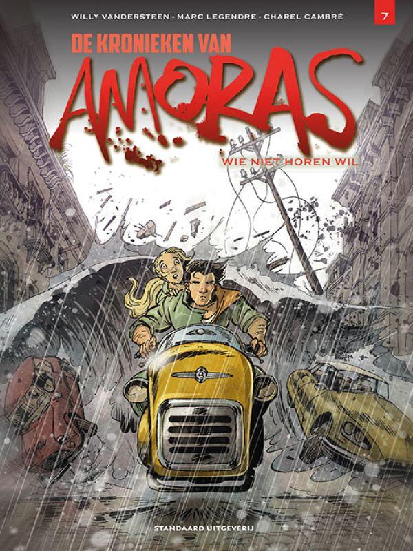 Amoras, De kronieken van 7- Wie niet horen wil