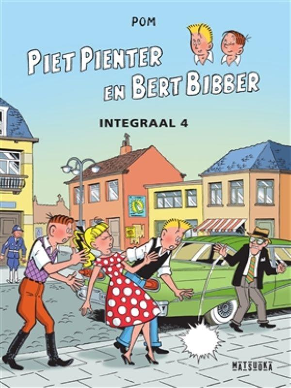 Piet Pienter & bert Bibber 4- integraal