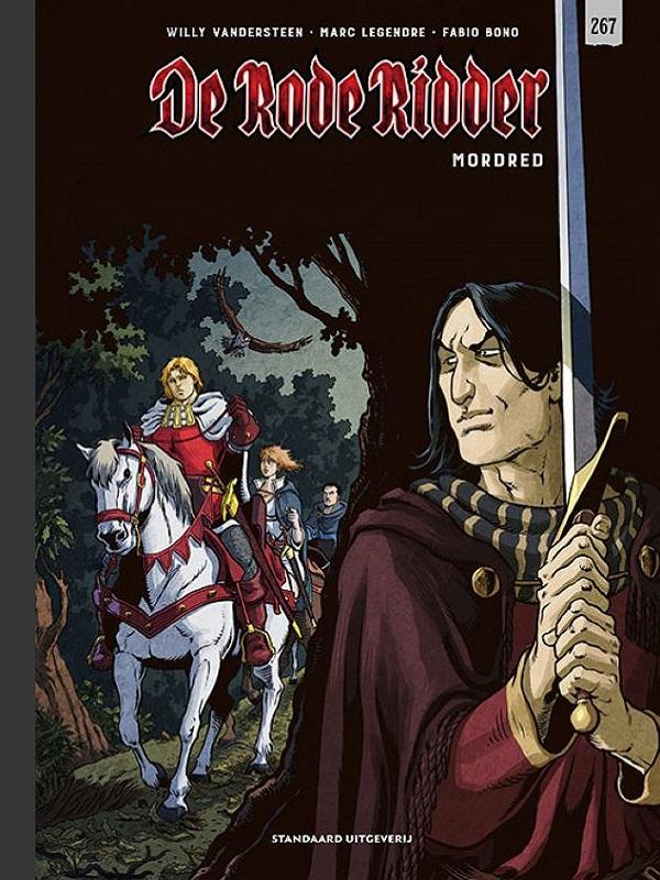 De Rode Ridder 267 Luxe- Mordred