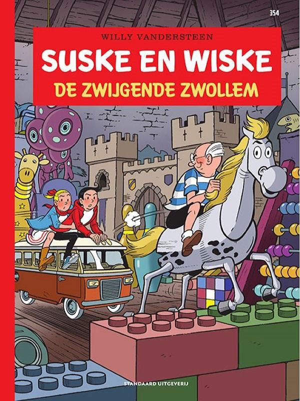 Suske en Wiske 354 Luxe - De zwijgende zwollem