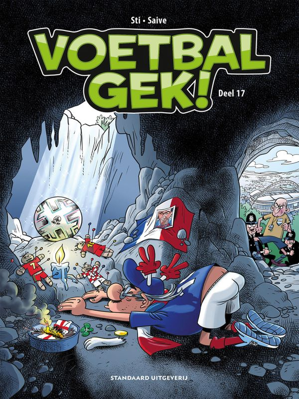 Voetbalgek 17- EK special