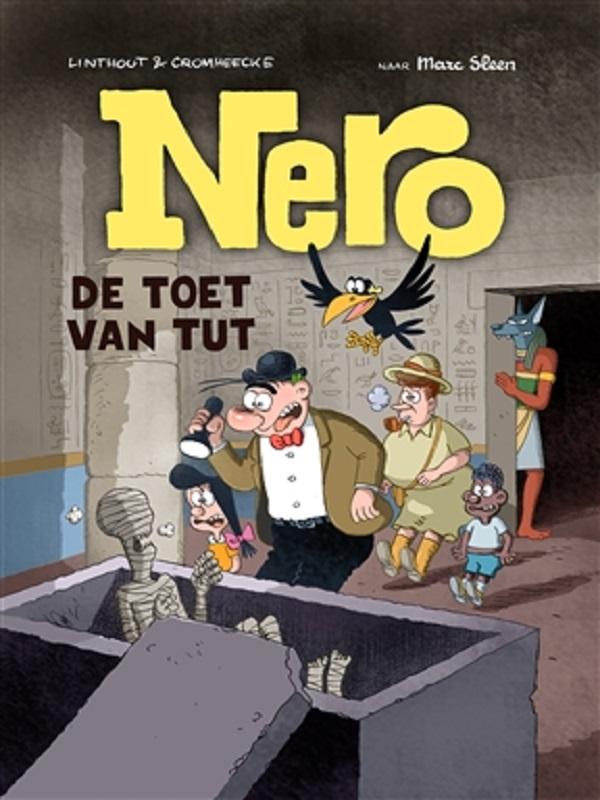 Nero hommage 2- De toet van Tut