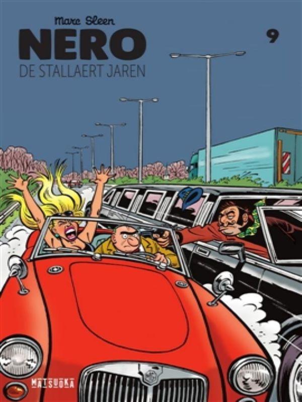 Nero 9- integraal: Stallaert jaren