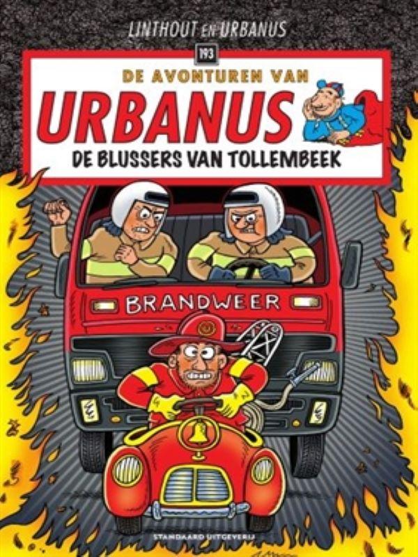 Urbanus 193- De blussers van Tollembeek