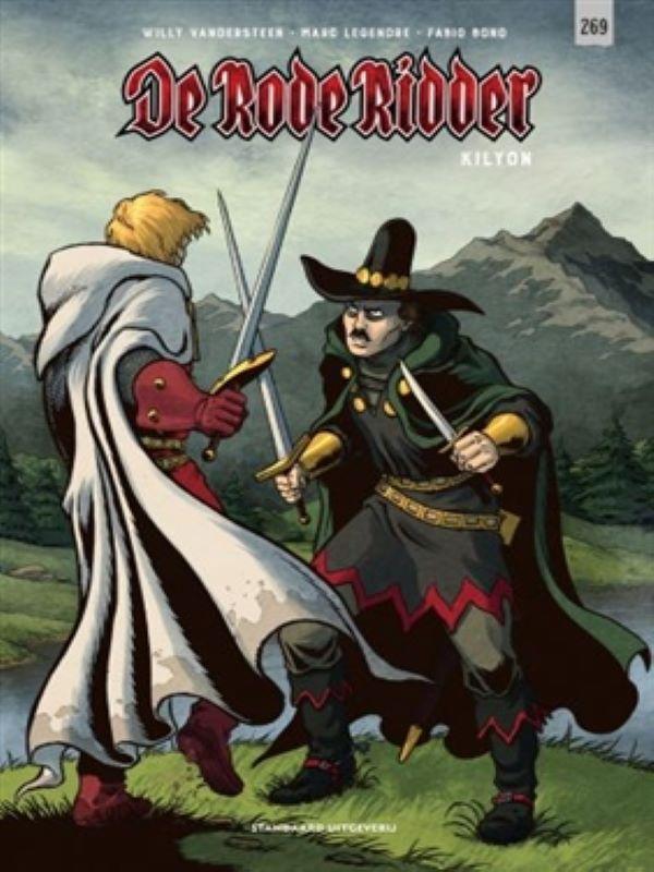 De rode ridder 269- Kilyon, de huurdoder