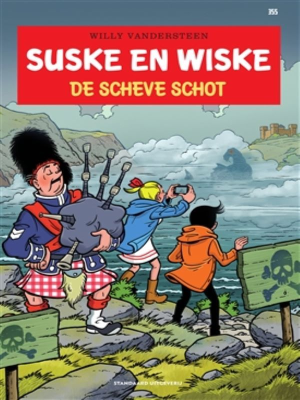 Suske en Wiske 355- De scheve schot
