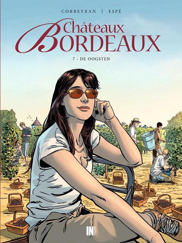 Chateaux Bordeaux 7- De Oogst