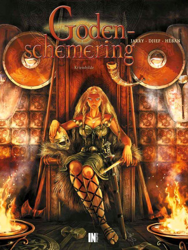 Godenschemering 5- Kriemhilde