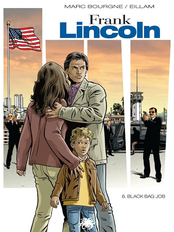 Frank Lincoln 6- Black bag job