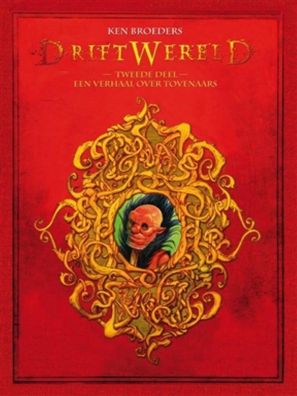 Driftwereld 2- Een verhaal over tovenaars - luxe