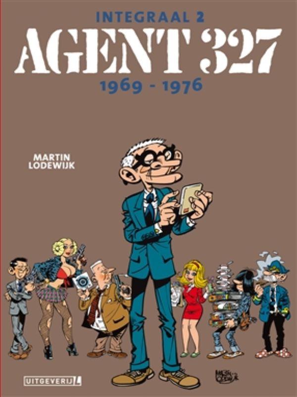 Agent 327 2- Integraal 1969-1976