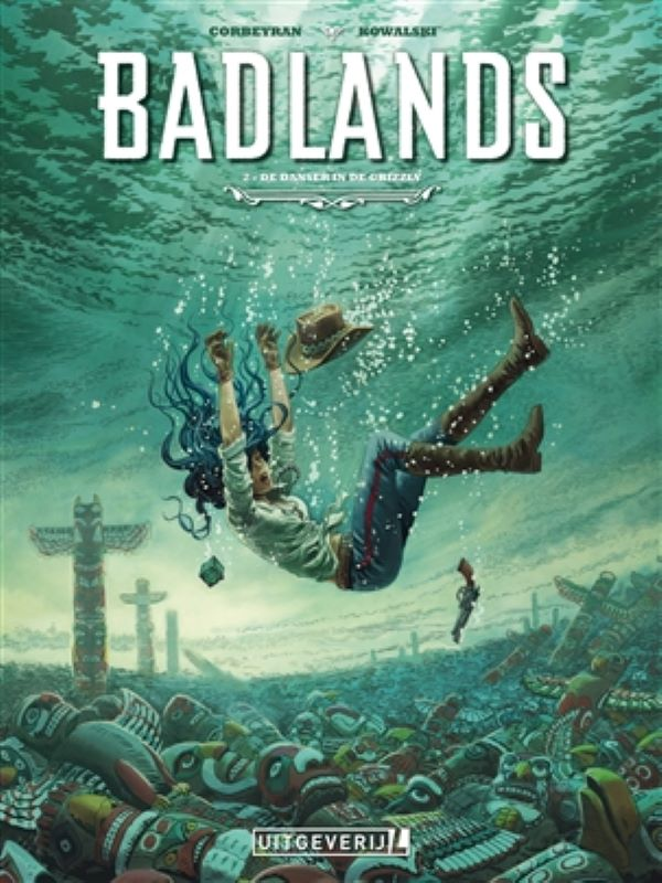 Badlands 2- Het uilenkind deel 2