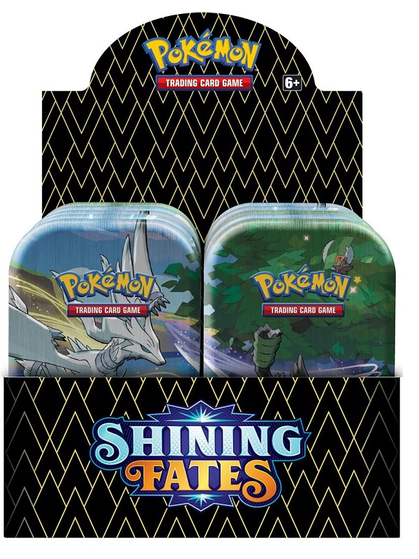 Shining Fates Mini Tin