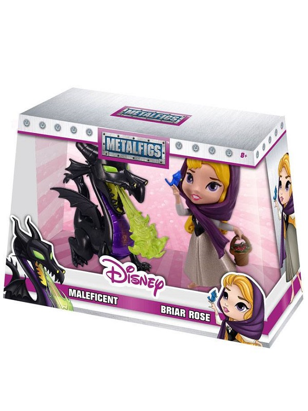 Maleficent & Briar- Mini figures