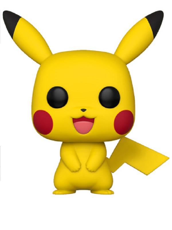 Pokemon- Pikachu - 353