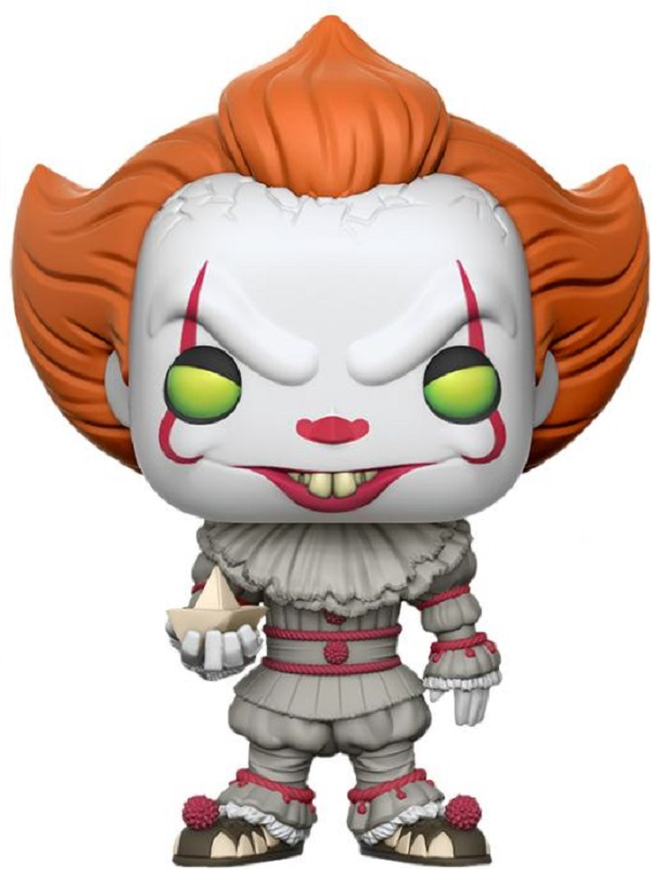 Pennywise with boat - 472