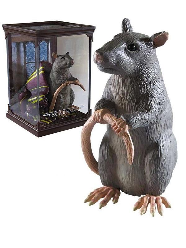 Harry Potter- Figure créature magique - Scabbers
