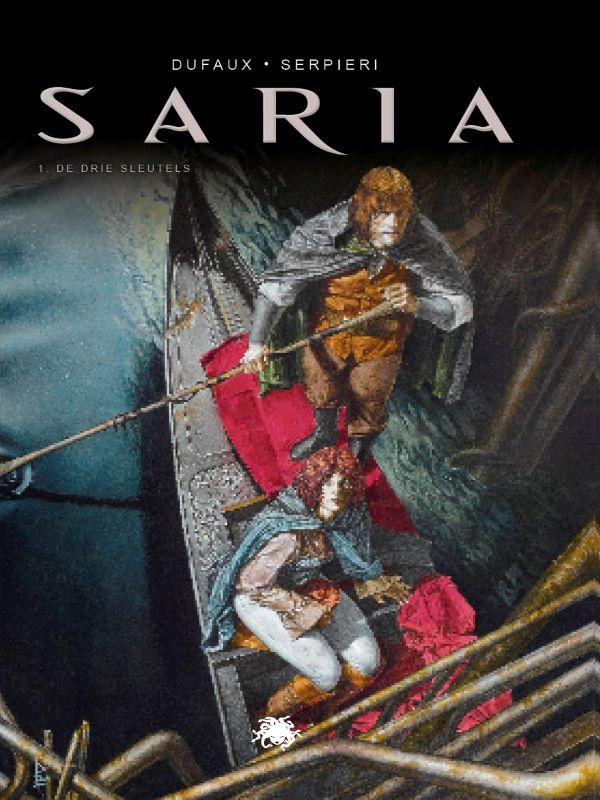 Saria 1- De drie sleutels