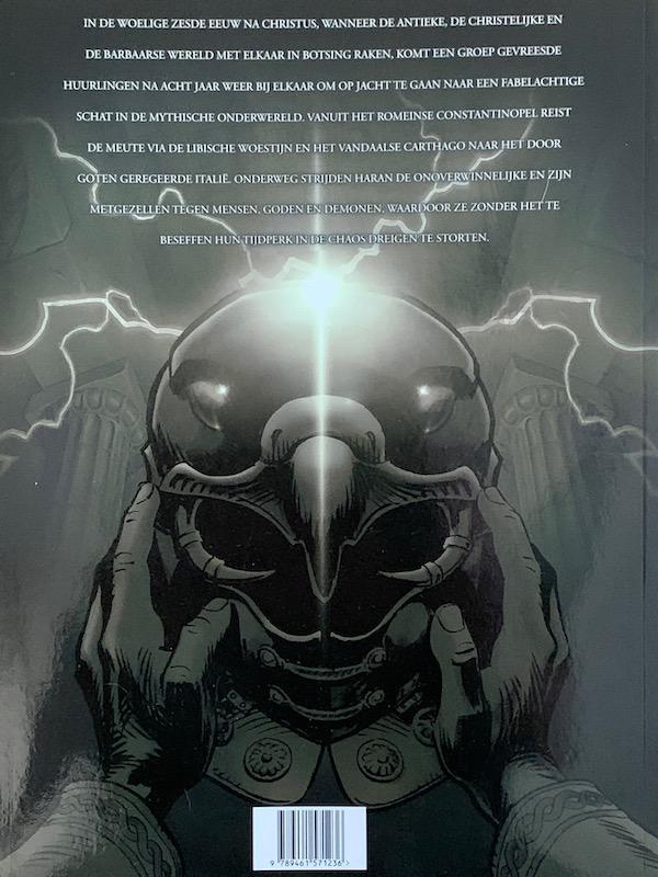 De helse meute 4- Het hol van het kwaad