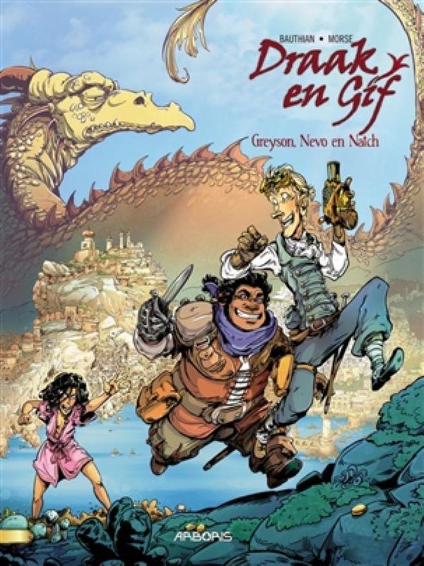 Draak en Gif 1- Greyson, Nevo en Natch