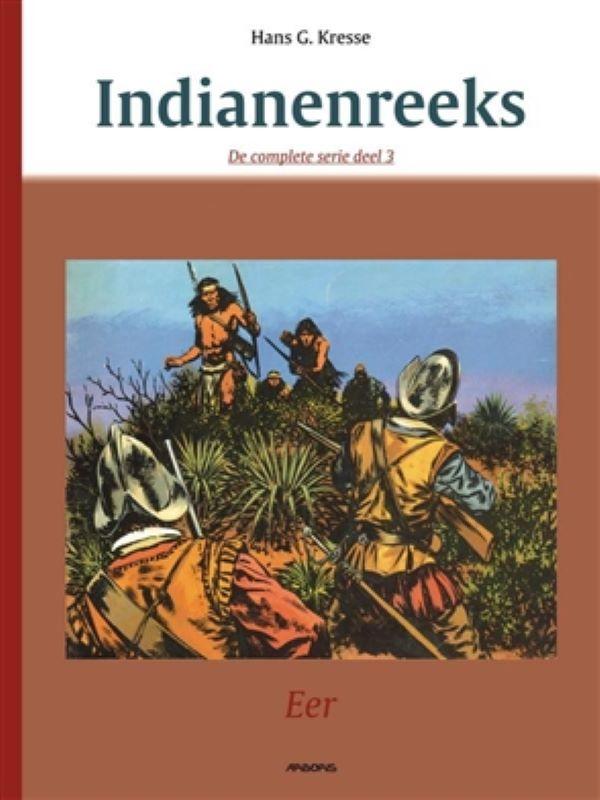Indianenreeks - integraal 3