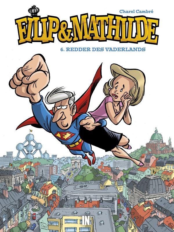 Filip & Mathilde 6- Redder des vaderlands