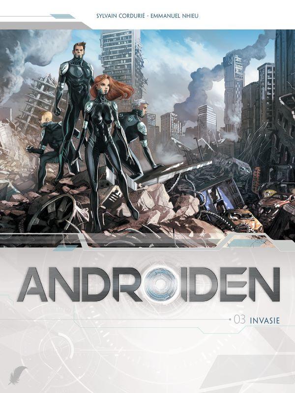 Androiden 3- Invasie