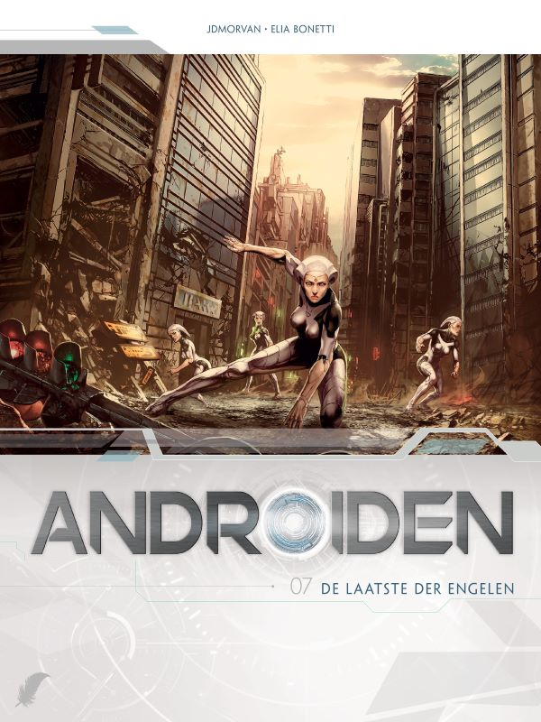 Androïden 7- De Laatste der Engelen