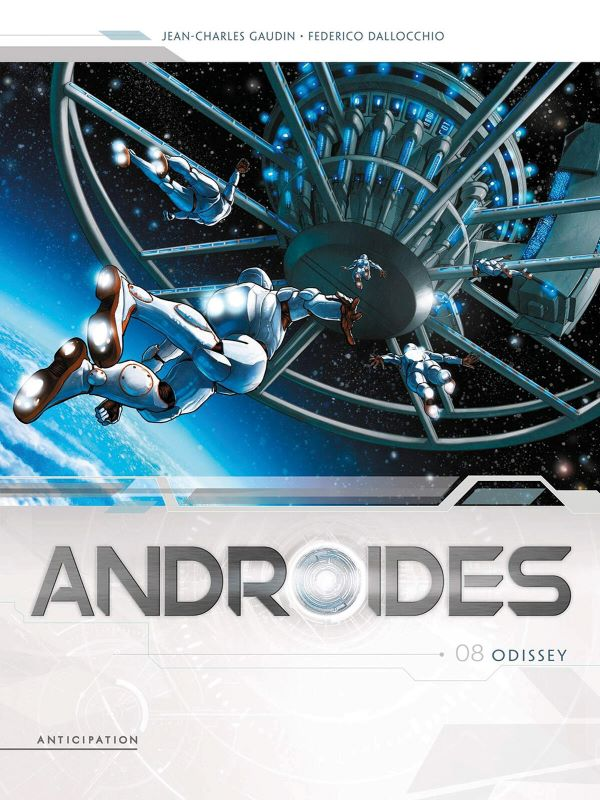 Androïden 8- Odissey