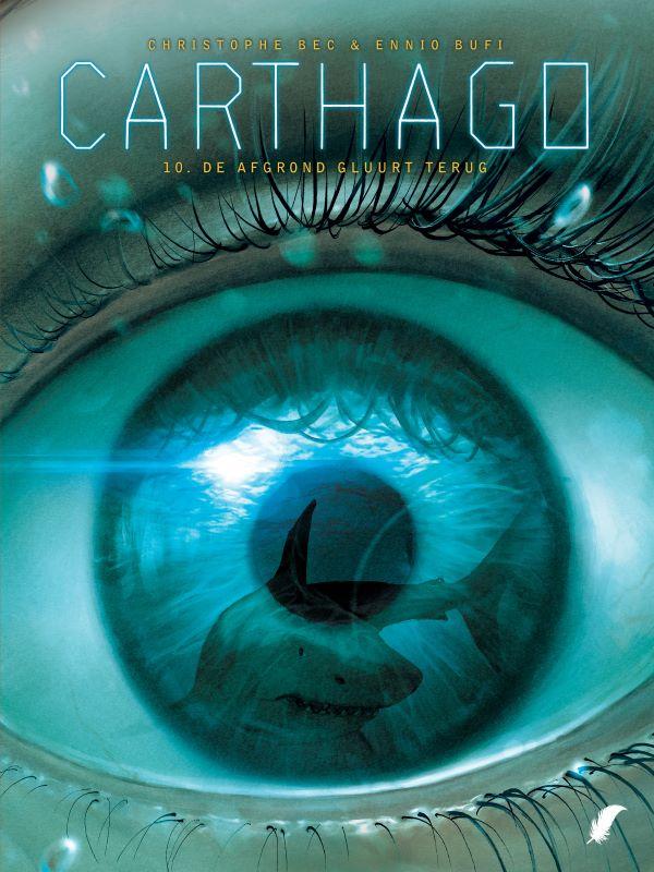Carthago 10- De Afgrond Kijkt op Je Neer