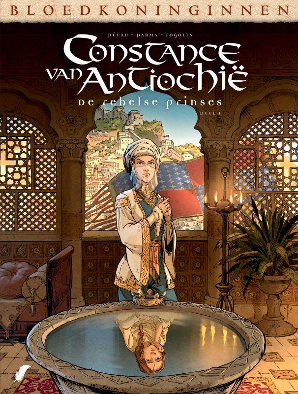 Bloedkoninginnen- Constance van Antiochië