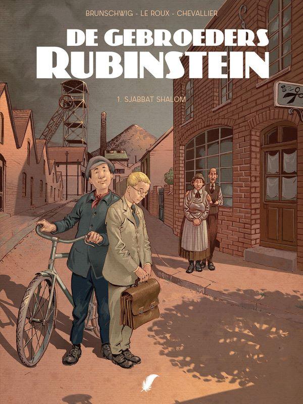 Gebroeders Rubinstein 1- Sjabbat Shalom